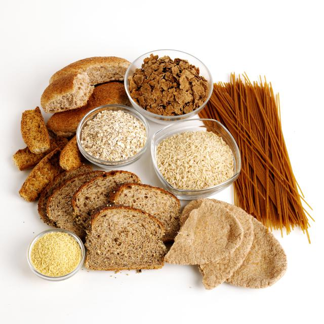 High fibre ingredients
